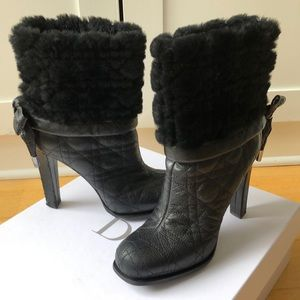 DIOR Ice Cannage Low Boot